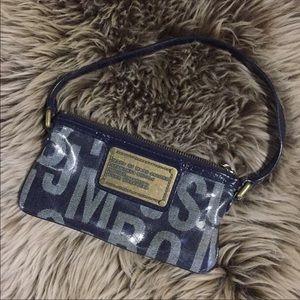 Sale! Rare denim Marc Jacobs purse